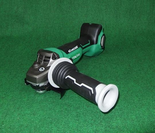HiKOKI G3610DA(NN) 36Vマルチボルト ブレーキ付BLディスクグラインダ 本体のみ 蓄電池・充電器別売 緑 新品 G3610DA NN ハイコ-キ 日立工機