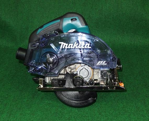 マキタ KS512DZ+VC0840 14.4V-125mm無線連動対応充電式防塵マルノコ本体のみ+無線連動対応粉塵専用集塵機 新品
