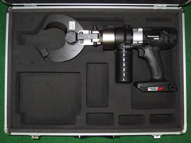 パナソニック EZ45A6K-B 14.4V/18Vデュアル充電式ケーブルカッター バッテリ・充電器別売 新品