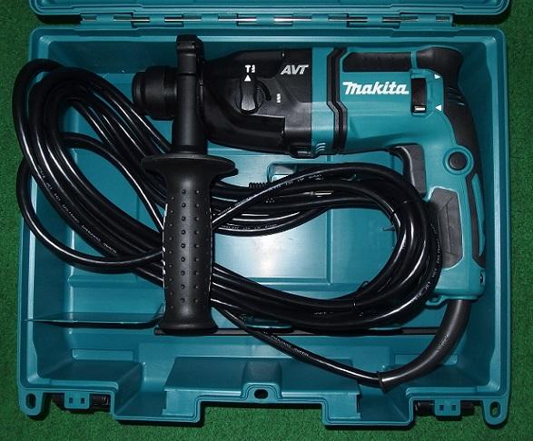 マキタ HR1841F 18mm-SDSハンマドリル 2モード 逆転付 100V LEDライト付 新品 軽量&低振動