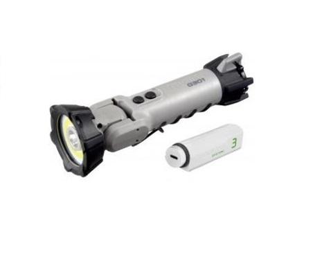 タジマ LE-G301-SP LEDワークライトG301バッテリ付セット 4WAYマルチワークライト 新品