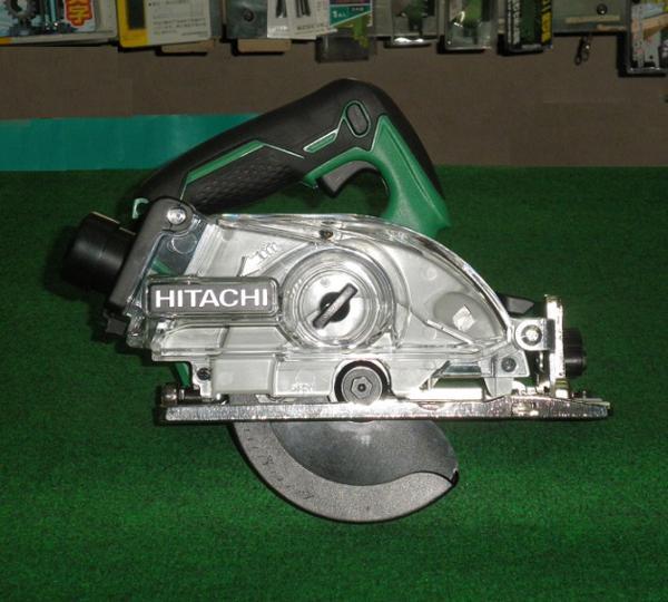 HiKOKI C14DYBL(NN) 14.4V-125mmコードレス集塵マルノコ 本体のみ 蓄電池・充電器別売 新品 C14DYBL NN ハイコ-キ 日立工機