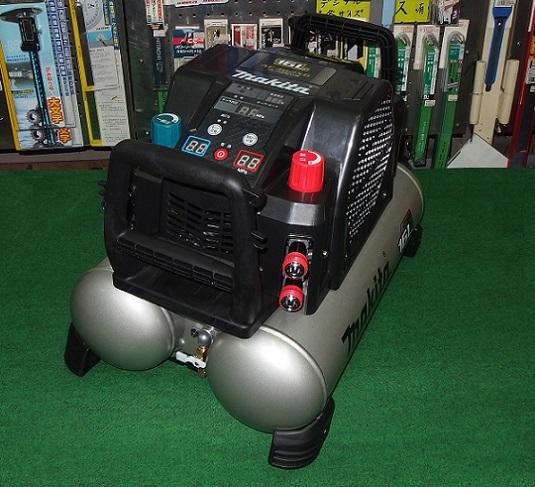 マキタ AC462XGB 45気圧・大容量エアコンプレッサ 黒 タンク容量16L 新品