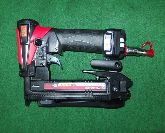 マックス HA-25/4J 4mm高圧エアタッカ 新品 HA254J MAX