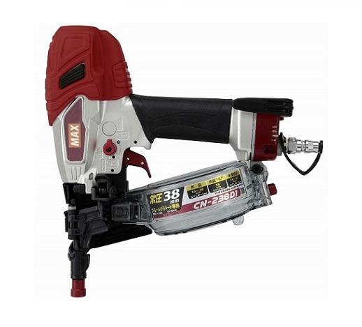マックス CN-238D1 軽量シート釘専用 常圧釘打機 内装・木造板金兼用機 新品