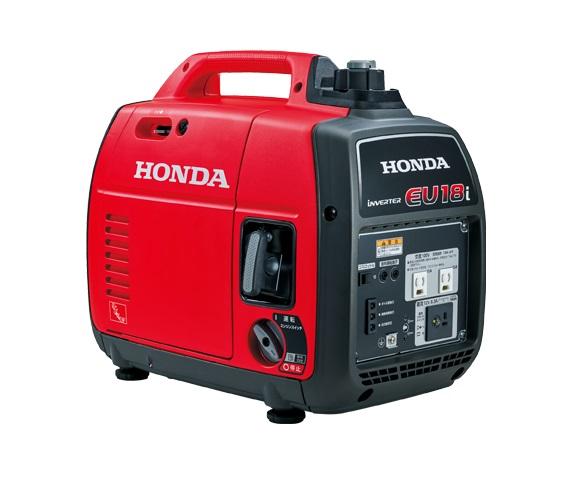 ホンダ EU18i ポータブルインバーター発電機 並列運転機能付 新品