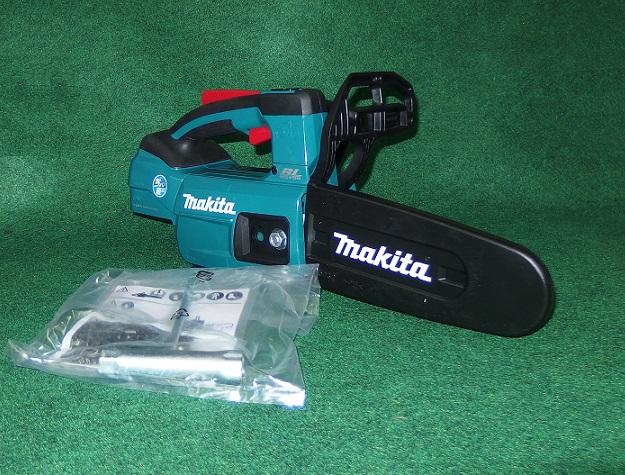 マキタ MUC204DZ 18V-200mm ちょい軽 充電式チェーンソー スプロケットノ-ズバ-仕様 青 バッテリ・充電器別売 新品