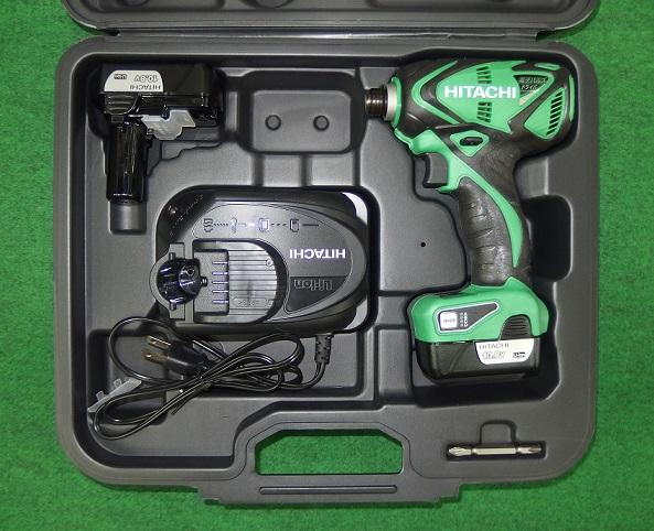 Hi-KOKI WM10DBL(2LCSK) 10.8V 電子パルスドライバ 軽量&コンパクト+低騒音 新品 WM10DBL 2LCSK 日立