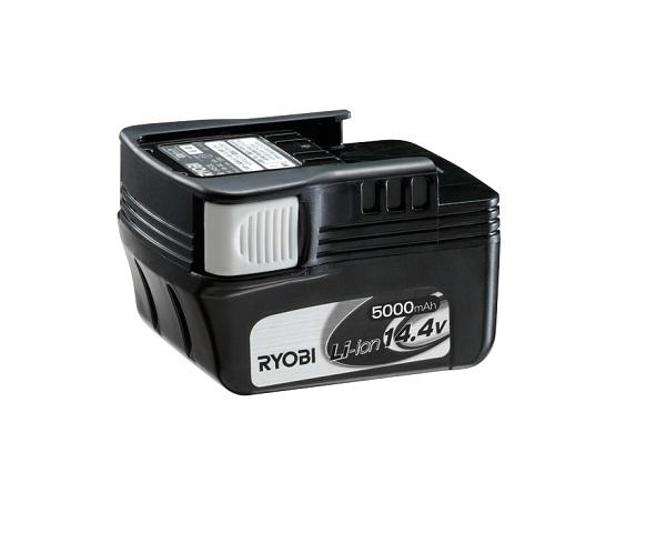 リョービ B-1450L 14.4V電池パック 5000mAh リチウムイオン 新品