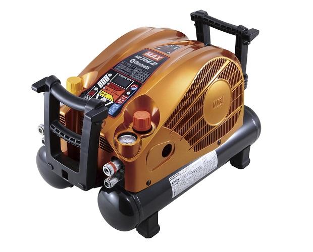マックス AK-HL1270E2 AO エアコンプレッサ アラゴンオレンジ 限定色 ハイパワ-&AIモード&静音 新品 AKHL1270E2