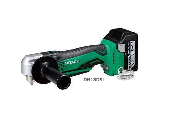 HiKOKI DN18DSL(NN) 18Vコードレスコ-ナ-ドリル 蓄電池・充電器別売 新品 日立工機 ハイコ-キ DN18DSL NN
