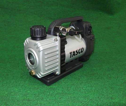 タスコ TA150ZP-1 オイル逆流防止機能付ウルトラミニ充電式真空ポンプ 本体のみ バッテリ・充電器別売 新品