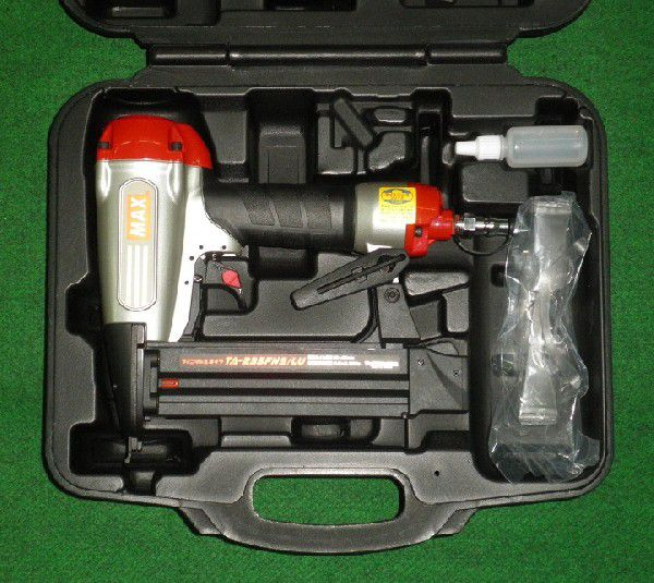 DIY マックス TA-235FN3/LU 常圧フィニッシュネイラ ライトユ-ス 新品 TJ235FN3 LU MAX