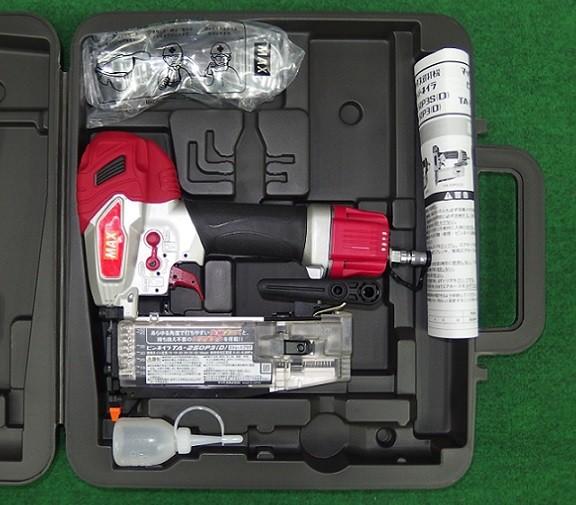 マックス TA-250P3(D) 50mmダスタ付常圧ピンネイラ 新品 TA-250P3 D