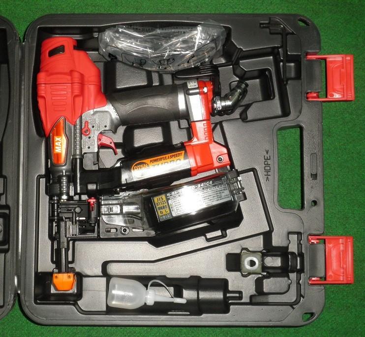マックス TD-341G4 DTSNねじ対応常圧ボード用ねじ打機 タ-ボドライバ 新品