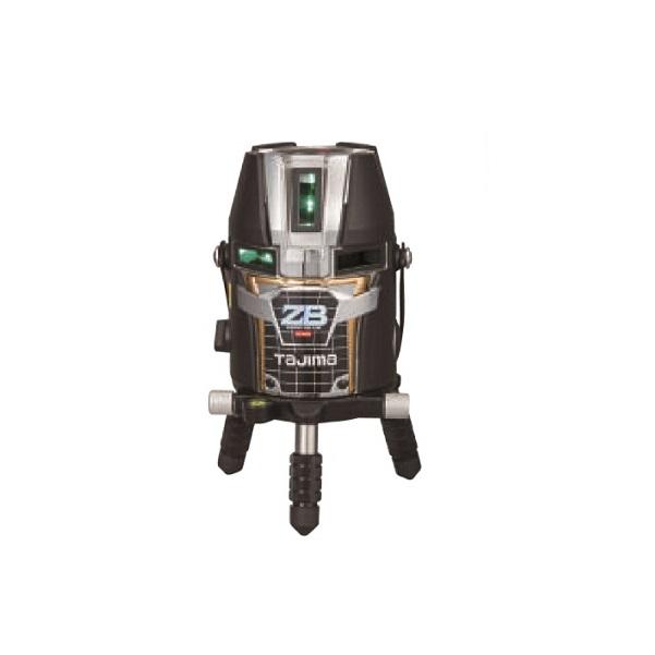 タジマ ZEROBL-KY ブル-グリーンレーザー ゼロブル- 2方向縦・横110° Li-ion充電池仕様 フルセット 新品 送料無料 一部地域除く 代引不可