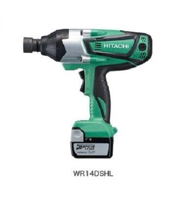 HiKOKI WR14DSHL(2LYPK) 14.4V-6.0Ah強力インパクトレンチ 新品 WR14DSHL 2LYPK ハイコ-キ 日立工機