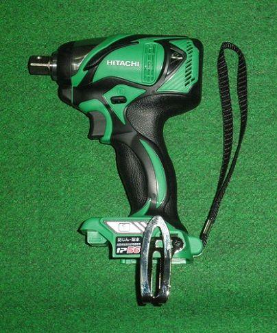 HiKOKI WR18DBAL2(NN) 18V防塵耐水ブラシレスインパクトレンチ 本体のみ 蓄電池・充電器別売 緑 新品 WR18DBAL2 NN ハイコ-キ 日立工機