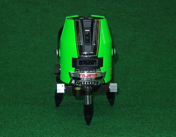 送料無料 タジマ ZEROG-KY SET グリーンレーザー 2方向縦・水平 受光器・エレベーター三脚付セット 新品 送料無料 一部地域除く 代引き不可