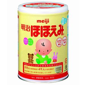 明治ほほえみ 800g×8缶(1ケース) 【送料無料】