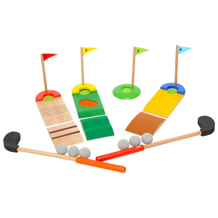 Golf Set Educational Toys Kids Children Toy Man Boys Girls 3