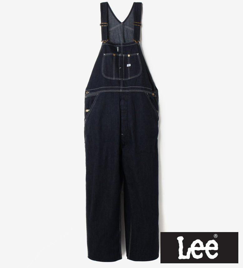 Lee公式 年間ベストセラー 日本正規代理店品 オーバーオール 売店 リー 大きいサイズ