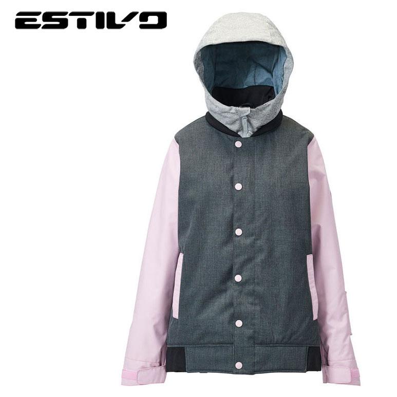 エスティボ ESTIVO サニー ジャケット EVW1944 CH レディース EV-SUNNY JKT