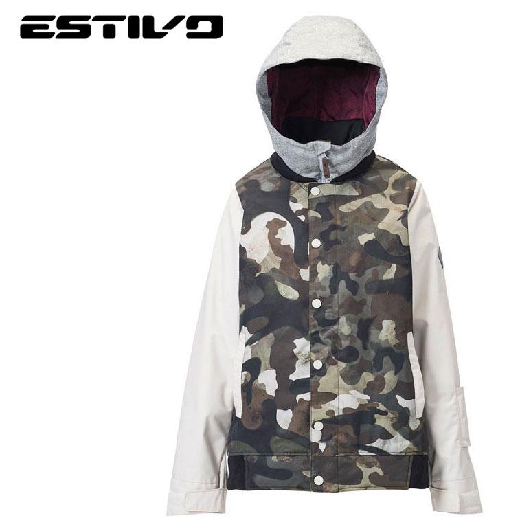 エスティボ ESTIVO サニー ジャケット EVW1944 DZ レディース EV-SUNNY JKT