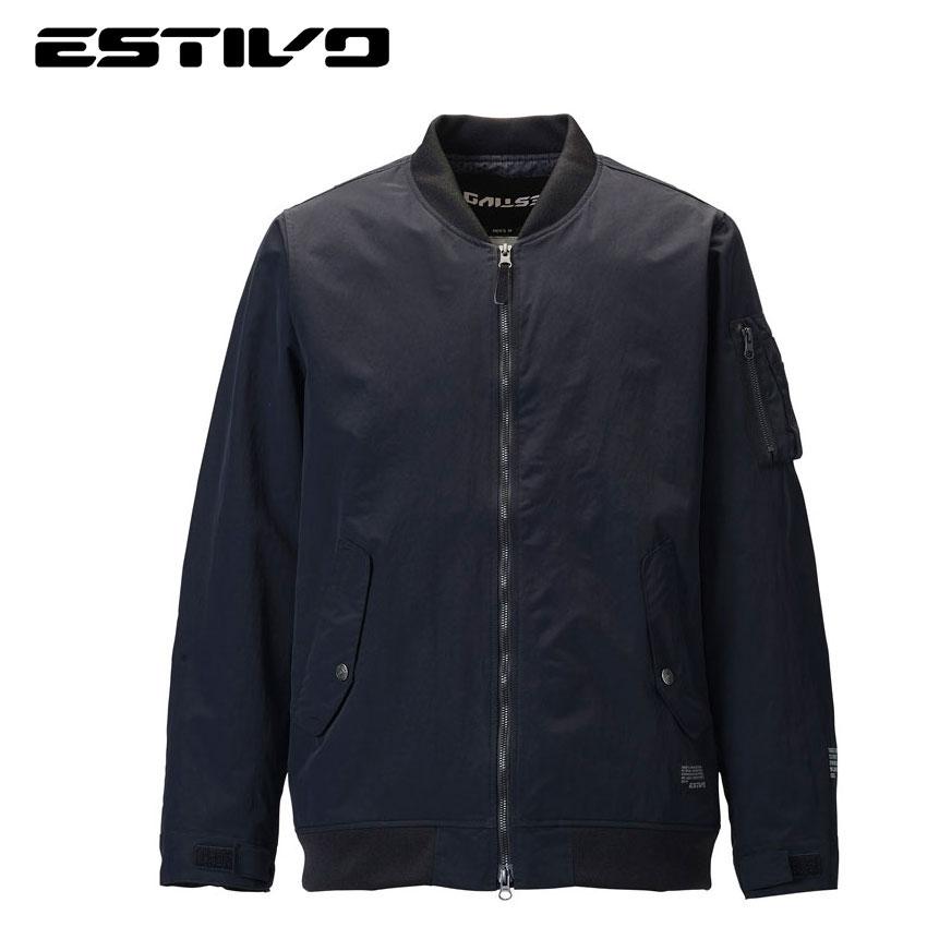 エスティボ ESTIVO グローリー ジャケット EVR1951 BK レディース EV-GLORY JK