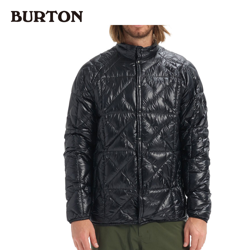 バートン エーケー Men's Burton [ak] High-G Down Jacket 210441 True Black