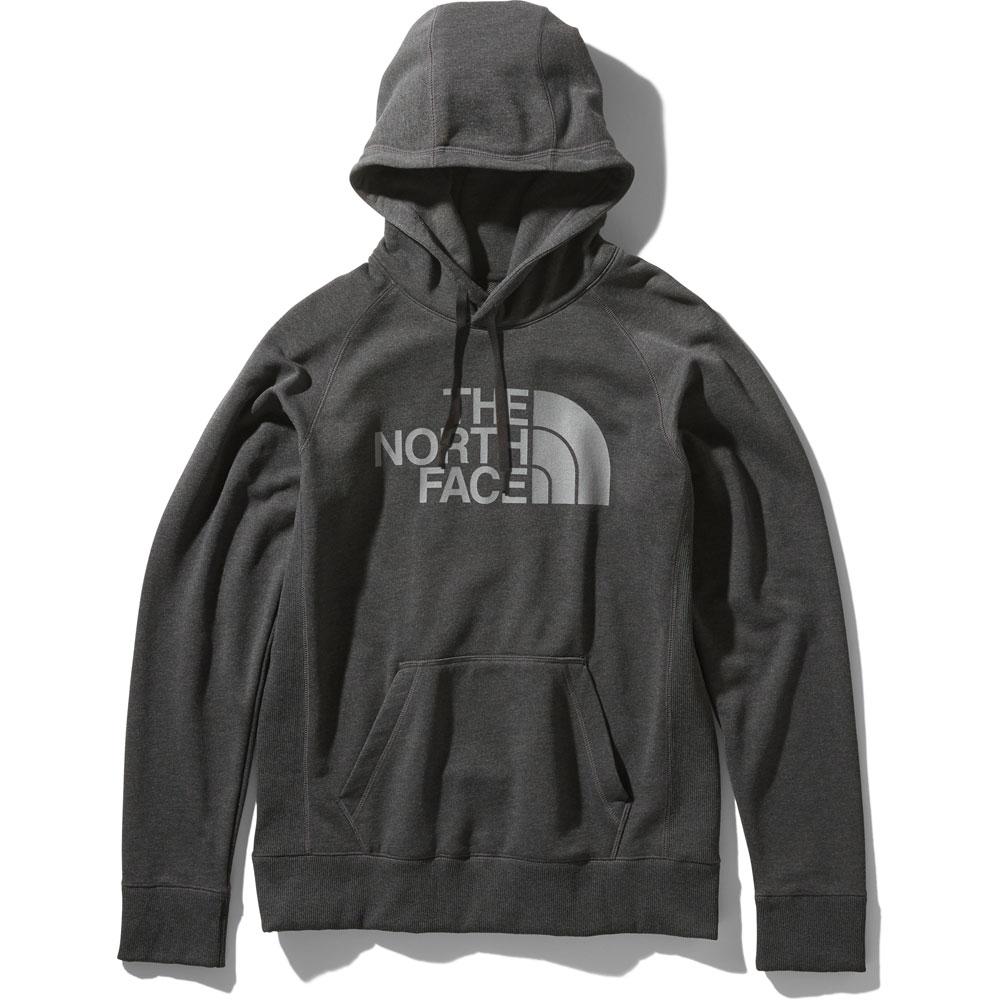 ザ・ノース・フェイス カラーヘザードスウェットフーディ NT12088 (K)ブラック メンズ THE NORTH FACE Color Heathered Sweat Hoodie