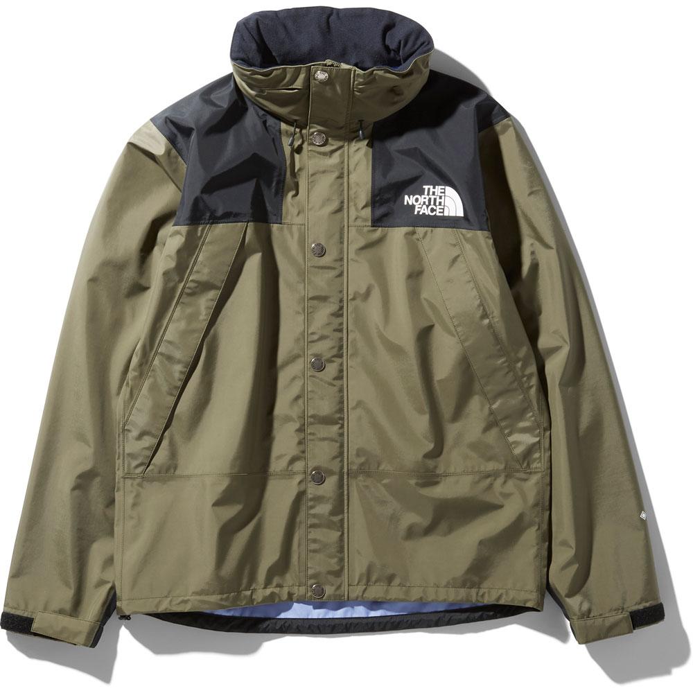 ザ・ノース・フェイス マウンテンレインテックスジャケット NP11935 (BG)バーントオリーブ メンズ THE NORTH FACE Mountain Raintex Jacket
