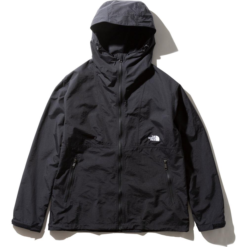ザ・ノース・フェイス コンパクトジャケット NP71830 (K)ブラック メンズ THE NORTH FACE Compact Jacket