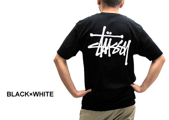 78c3fd974 I had basic logo T-shirts. A basic logo to represent STUSSY equalling a  world tour or an ...
