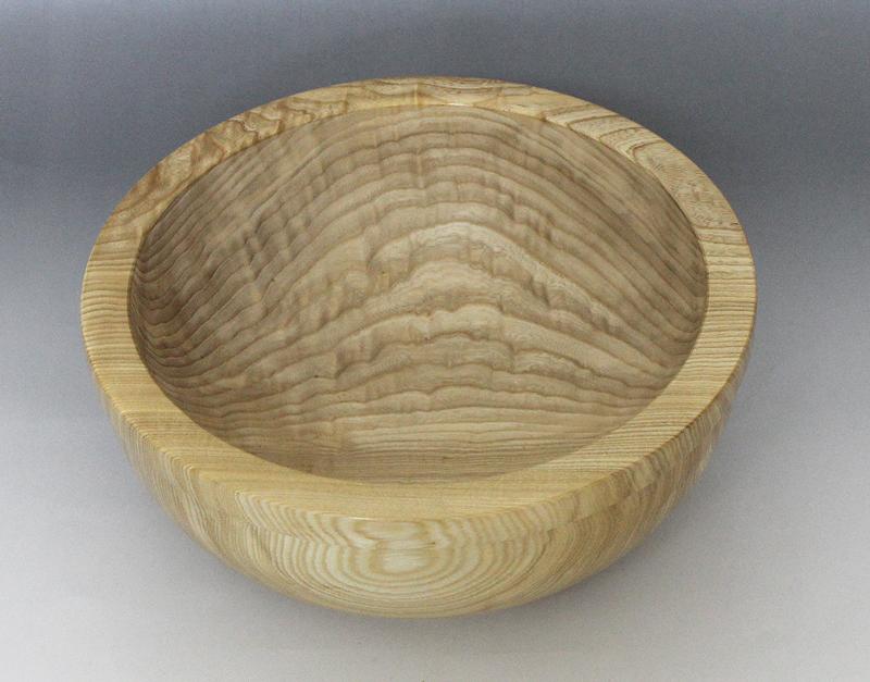 木曽 こね鉢 木製 栓 くりぬき 10.0 日本製(最高級 こね鉢 国産 こね鉢 盛鉢としても、こね鉢 多用鉢としても、こね鉢 寿司鉢としても、こね鉢 パーティー用こね鉢)