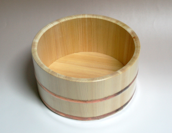 浴缸 (天然木材,浴澡桶,OKE) 001 1545年 [fs01gm] fs2gm