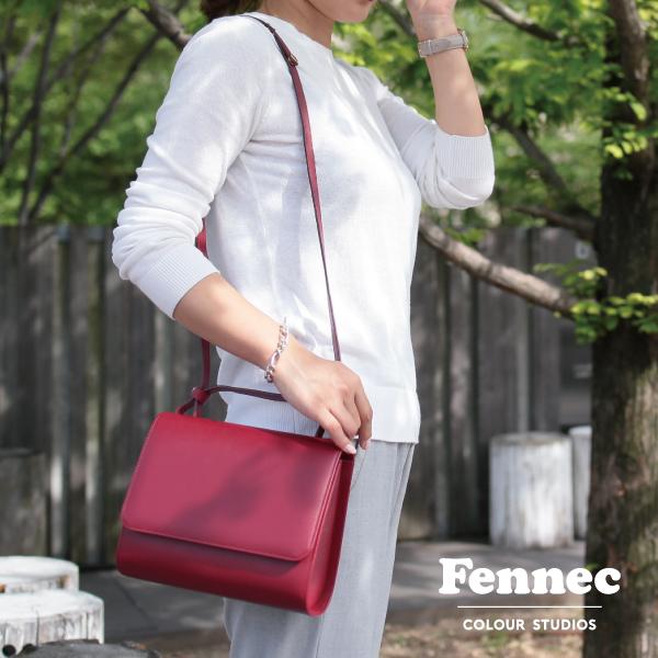 Fennec Most Bag フェネック ショルダーバック レディース 斜めがけ レザー 革 2way 通勤 女子会 結婚式 鞄 通勤 プレゼント ギフト 【送料無料】