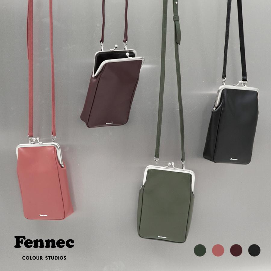 《 2019年新作 》 Fennec Frame Mini Bag レディース ミニショルダーバッグ ミニバッグ 斜めがけ おしゃれ かわいい シンプル フェネック ミニバッグ レザー  韓国 ファッション 韓国ブランド 娘 誕生日プレゼント 【送料無料】