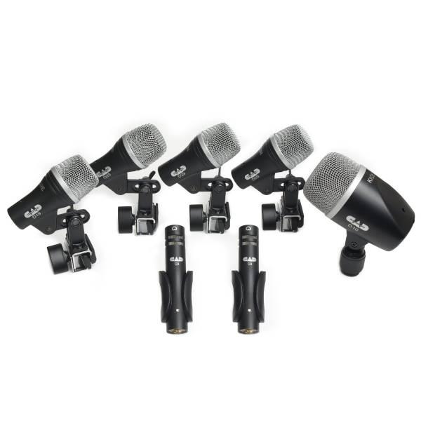 【レビューを書いて次回送料無料クーポンGET】CAD Stage7 -Microphone Drum Package- [並行輸入品][直輸入品]【ドラムマイクセット】【D29】【C9】【D19】【D10】【DMTP7】【新品】