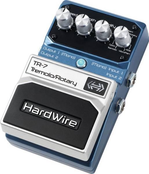 【レビューを書いて次回送料無料クーポンGET】DigiTech Hardwire Series TR-7 Stereo Tremolo and Rotary エフェクター [並行輸入品][直輸入品]【デジテック】【トレモロ】【新品】