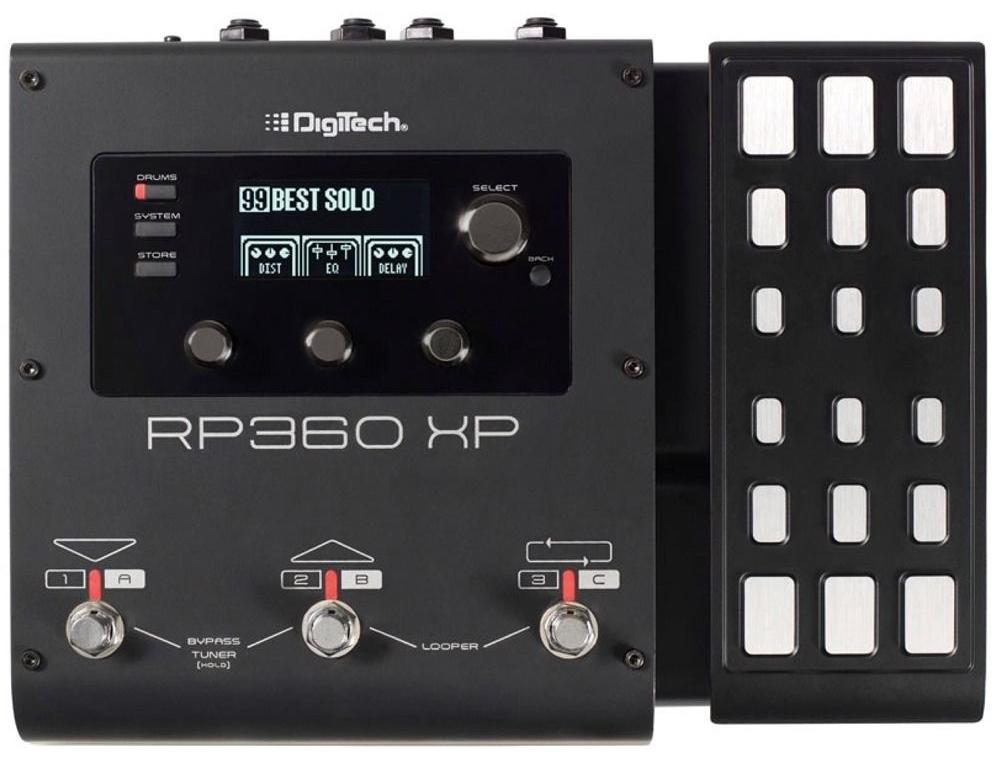 【レビューを書いて次回送料無料クーポンGET】DigiTech RP360XP エフェクター [並行輸入品][直輸入品]【デジテック】【ギター・マルチエフェクト・プロセッサー】【マルチエフェクター】【新品】