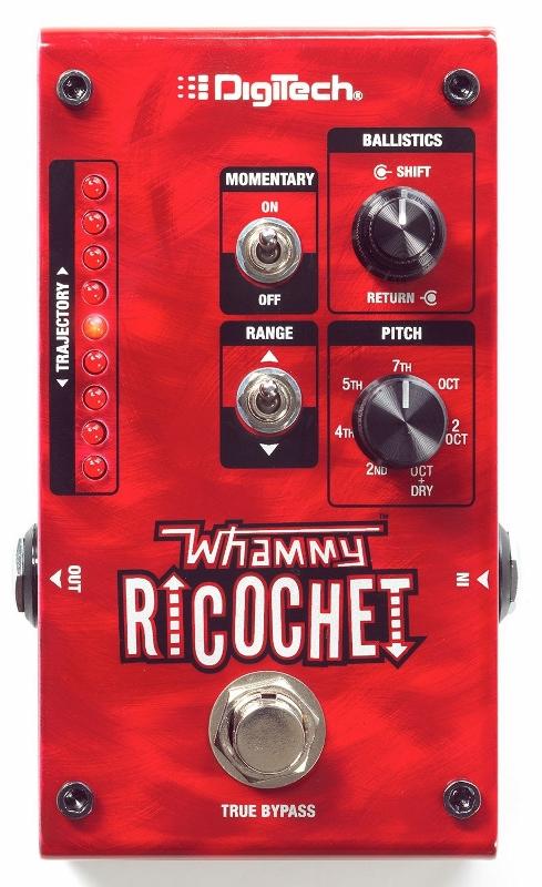 【レビューを書いて次回送料無料クーポンGET】Digitech Whammy Ricochet エフェクター [並行輸入品][直輸入品]【デジテック】【新品】