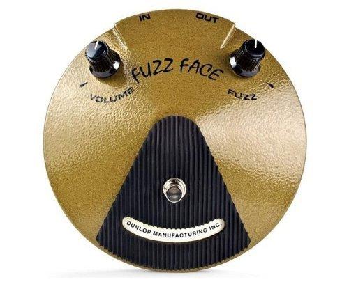 【レビューを書いて次回送料無料クーポンGET】Jim Dunlop EJF1 (EJF-1) Eric Johnson Signature Fuzz Face エフェクター [並行輸入品][直輸入品] 【ジムダンロップ】【ファズ】【新品】