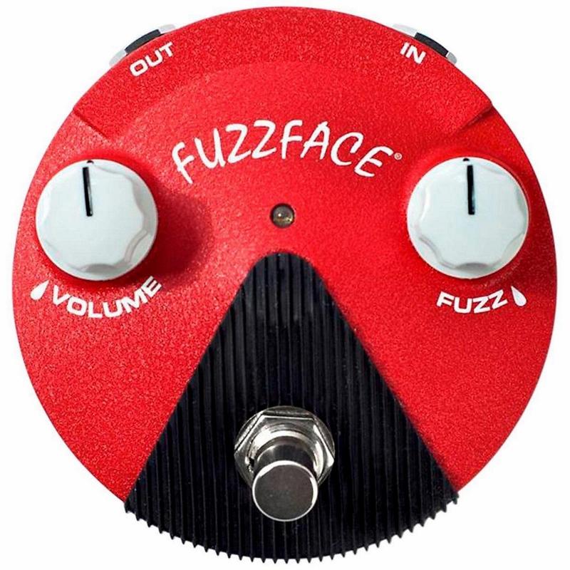【レビューを書いて次回送料無料クーポンGET】Jim Dunlop FFM6 Band of Gypsys Fuzz Face Mini エフェクター [並行輸入品][直輸入品] 【ジムダンロップ】【ファズ】【新品】