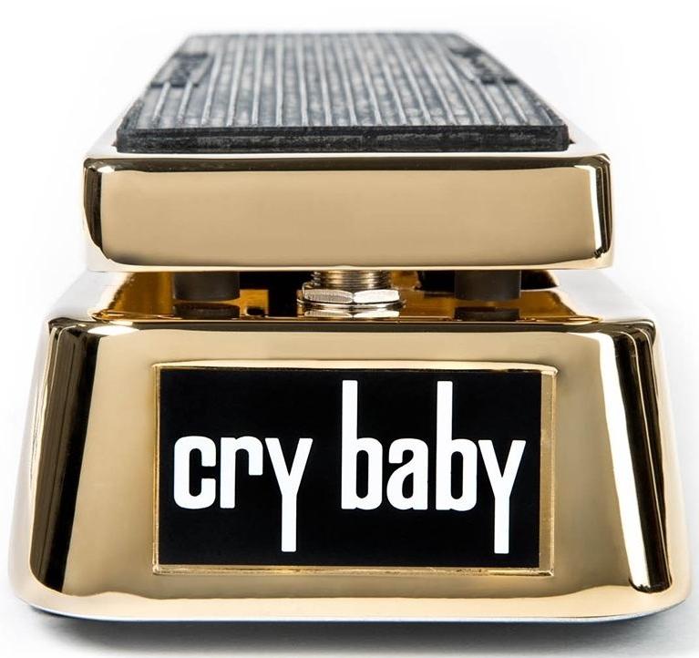 【レビューを書いて次回送料無料クーポンGET】Jim Dunlop GCB95G 50th Anniversary Cry Baby Wah エフェクター [並行輸入品][直輸入品] 【ジムダンロップ】 【新品】