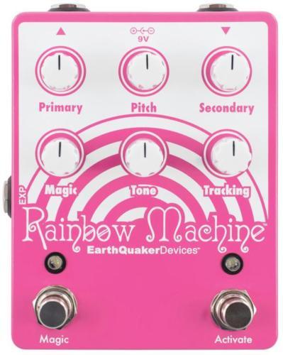 【レビューを書いて次回送料無料クーポンGET】EarthQuaker Devices Rainbow Machine V2 エフェクター【1年保証】【アースクウエイカーディバイス】【新品】