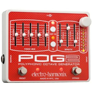 【レビューを書いて次回送料無料クーポンGET】Electro-Harmonix POG2 国内用電源アダプター付属 エフェクター [並行輸入品][直輸入品]【エレクトロ・ハーモニクス】【POG 2】【エレクトロハーモニクス】【ElectroHarmonix】【Electro Harmonix】【新品】