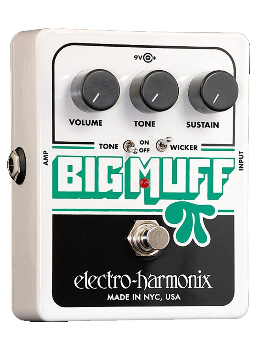 【レビューを書いて次回送料無料クーポンGET】Electro-Harmonix Big Muff Pi with Tone Wicker エフェクター [並行輸入品][直輸入品]【エレクトロ・ハーモニクス】【ビッグマフ】【ファズ】【ElectroHarmonix】【Electro Harmonix】【新品】
