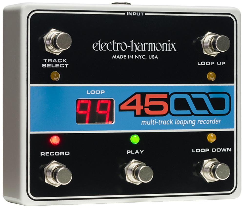 【レビューを書いて次回送料無料クーポンGET】Electro-Harmonix 45000 Foot Controller エフェクター ルーパー フットコントローラー [並行輸入品][直輸入品]【エレクトロ・ハーモニクス】【ElectroHarmonix】【Electro Harmonix】【エレクトロハーモニクス】【新品】