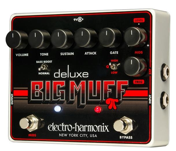 【レビューを書いて次回送料無料クーポンGET】Electro-Harmonix Deluxe Big Muff Pi エフェクター [並行輸入品][直輸入品]【エレクトロ・ハーモニクス】【ElectroHarmonix】【Electro Harmonix】【エレクトロハーモニクス】【新品】